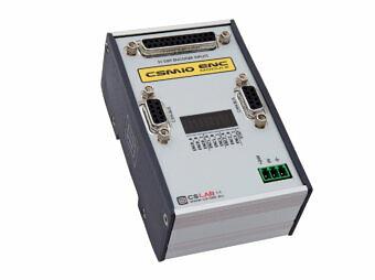 CSMIO-ENC Gewindeschneidmodul für CSMIO/IP-S und CSMIO/IP-A