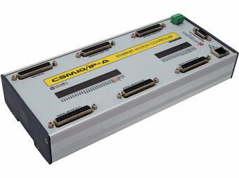 6-Achsen CNC Steuerung CSMIO/IP-A Ethernet (+/- 10V)