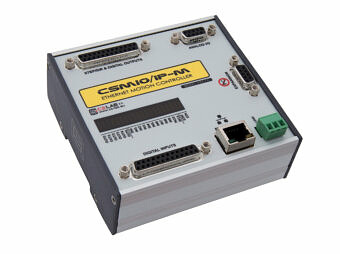 4-Achsen CNC Steuerung CSMIO/IP-M Ethernet, (STEP/DIR)