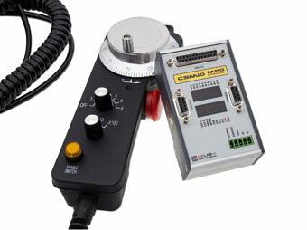 CSMIO-MPG Set – CSMIO-MPG Modul mit Handmanipulator