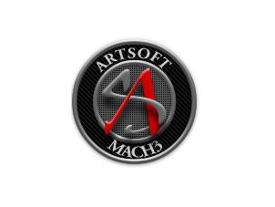 """CNC Steuerungsprogramm """"Mach3"""" von ArtSoft Newfangled Solutions"""