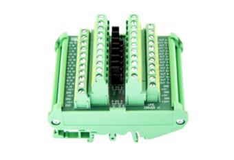 Line Driver – Wandler von digitalen Signalen TTL/OC zu differentiellen TTL