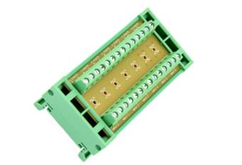 Wandler von digitalen Signalen mit Optoisolation | Eingangsspannung 24V
