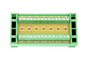 Wandler von digitalen Signalen mit Optoisolation | Eingangsspannung 5V